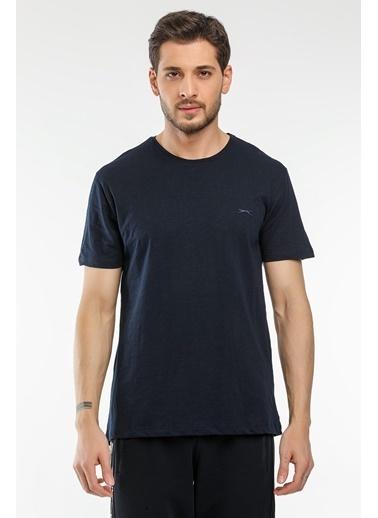 Slazenger Slazenger SAND Erkek T-Shirt  Lacivert